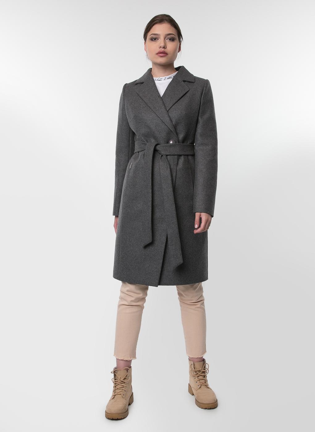 Пальто приталенное шерстяное 49, idekka фото