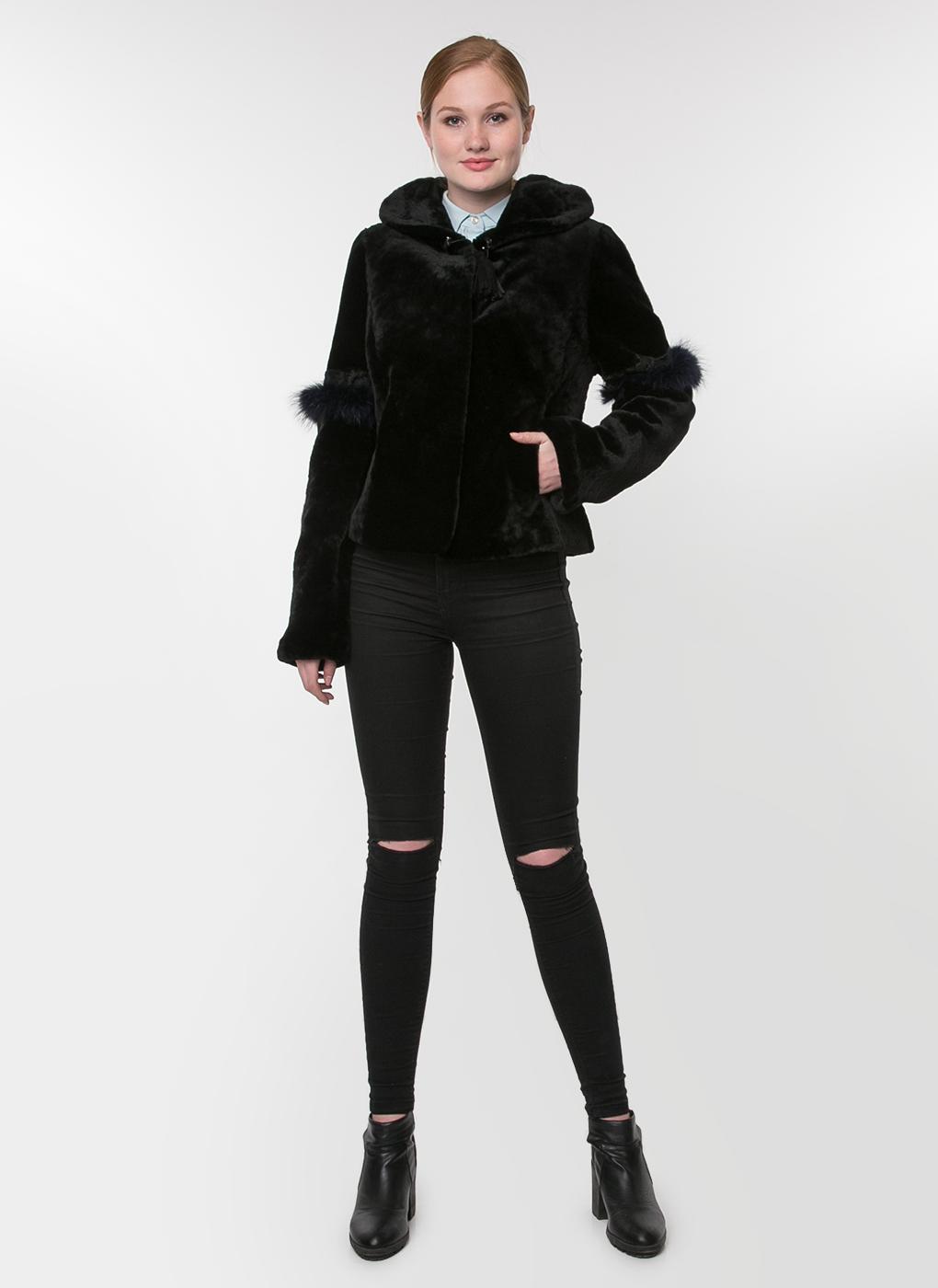 Куртка из мутона прямая 19, Заря