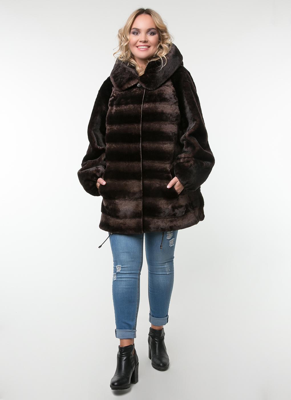 Куртка прямая из овчины 01, Feliz Furs