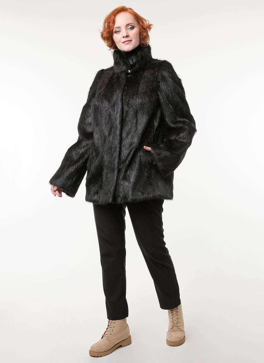 Куртка из нутрии Автоледи 04, Олимп