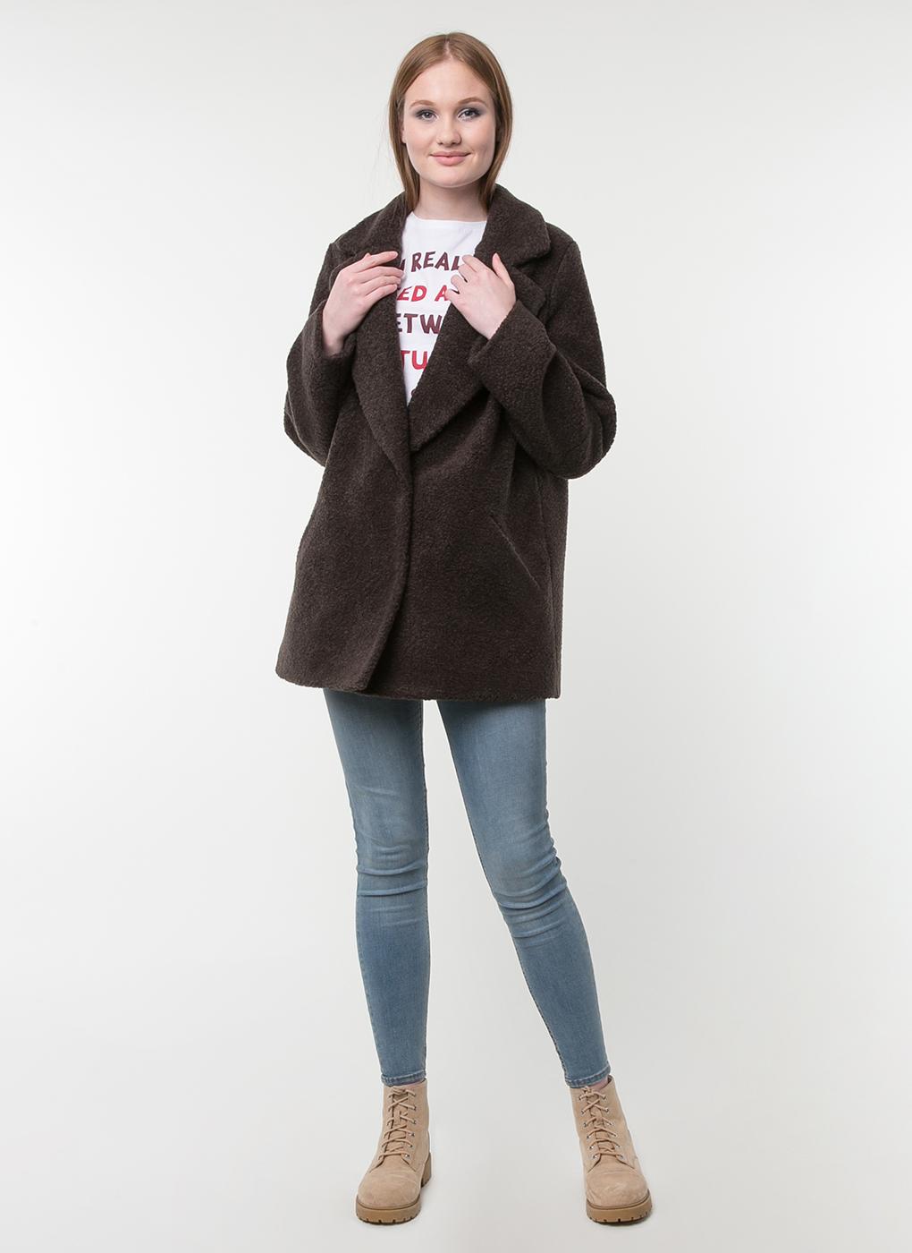Пальто фактурное Турмалин 03, КАЛЯЕВ фото