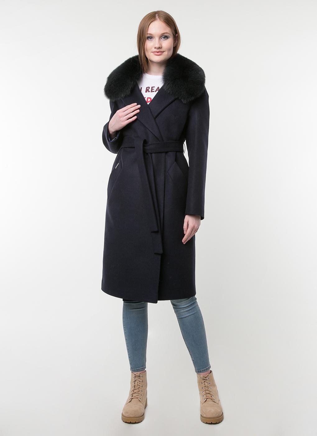Пальто приталенное шерстяное 37, idekka фото