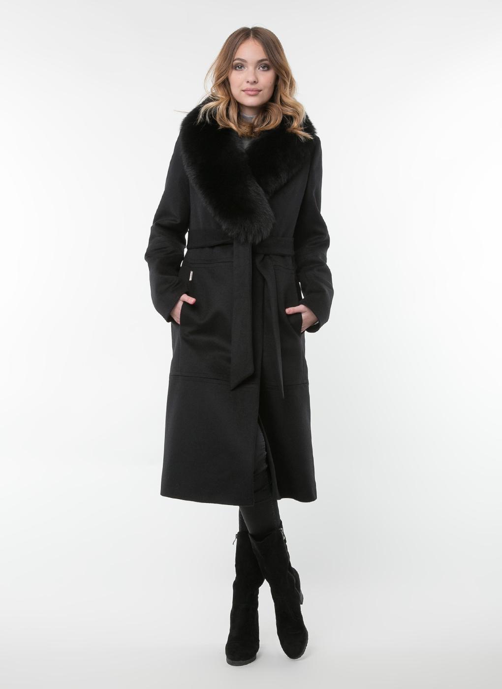 Пальто приталенное шерстяное 62, idekka