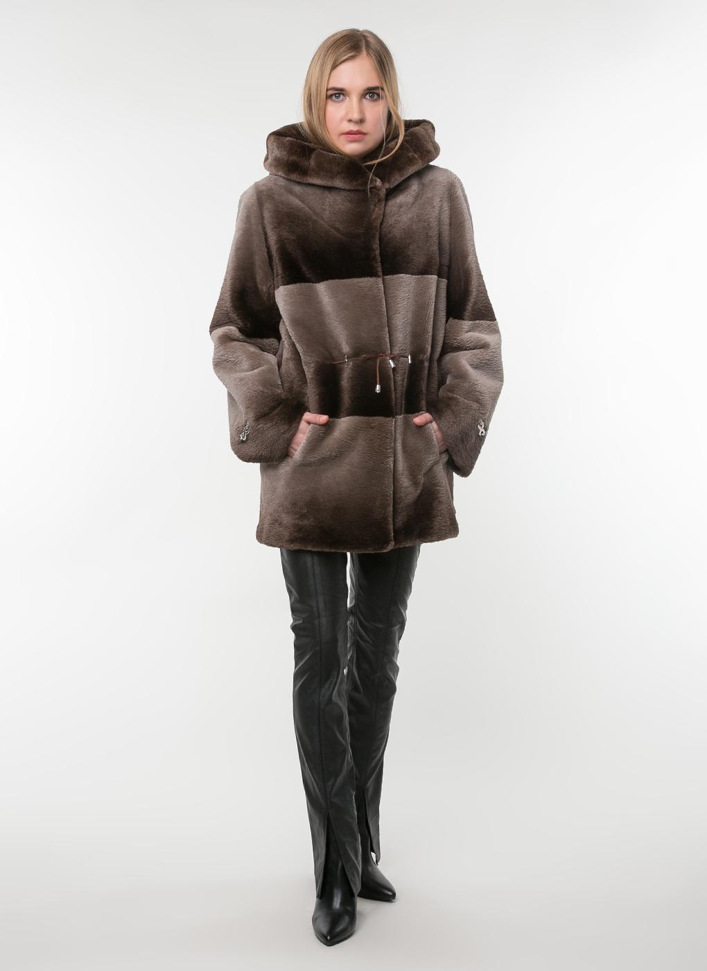 Куртка из бобра Автоледи 12, Dallia