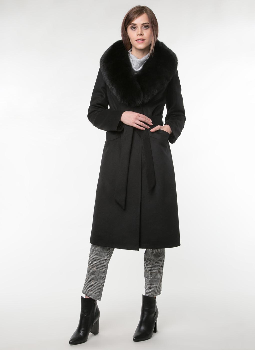 Пальто приталенное шерстяное 65, idekka