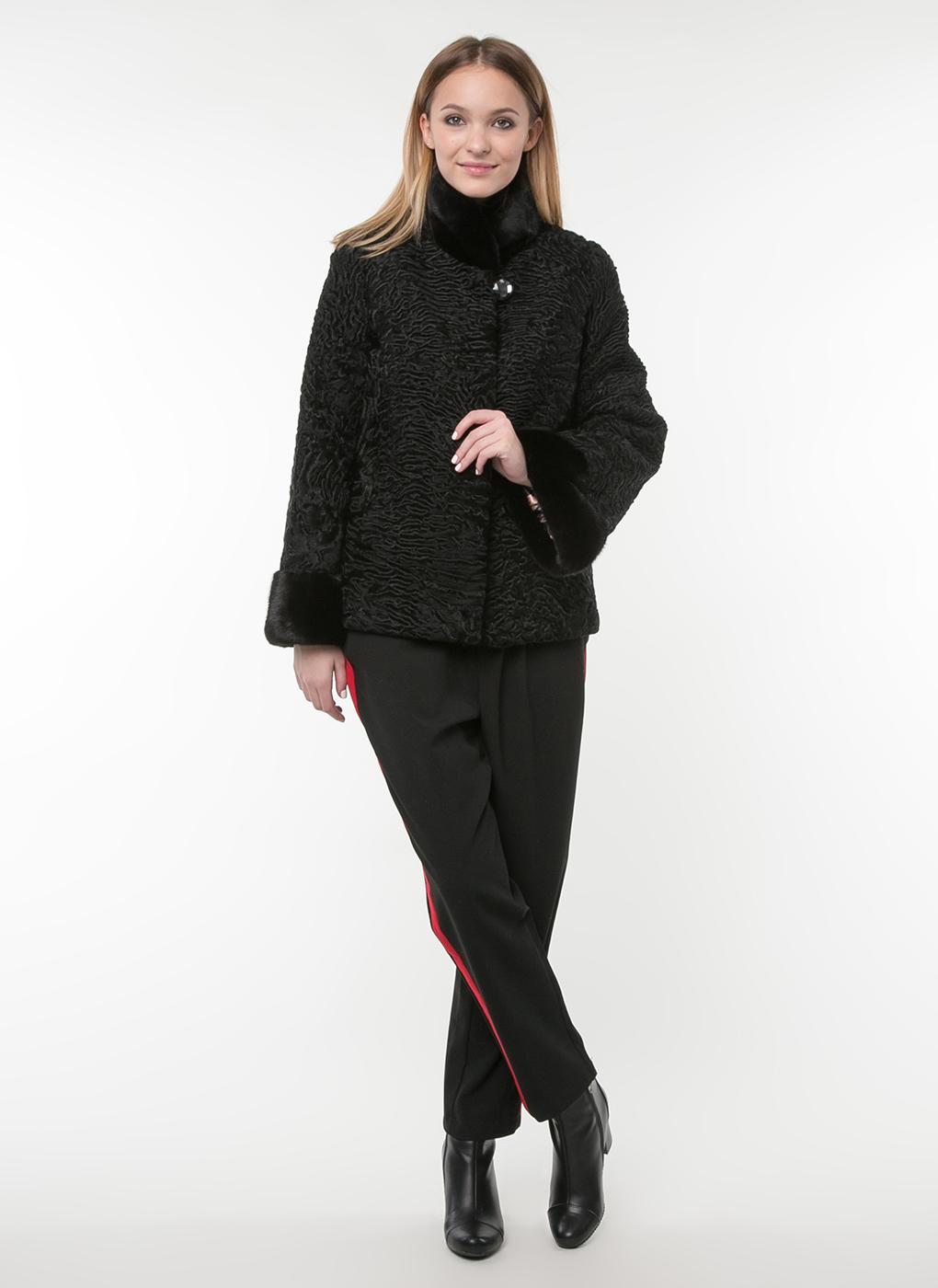 Куртка из каракуля Автоледи 01, Олимп