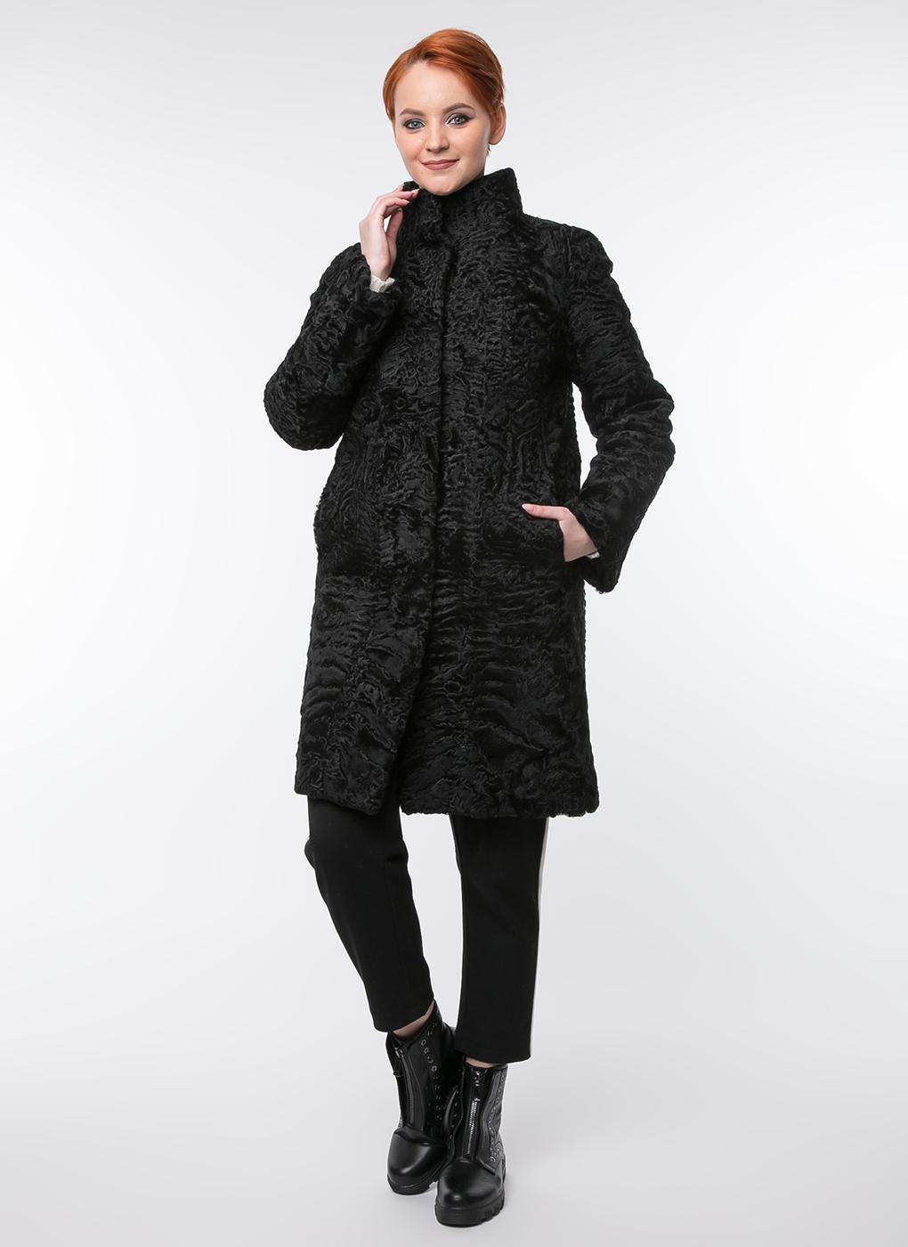 Шуба из каракуля Классика 03, Asian furs фото