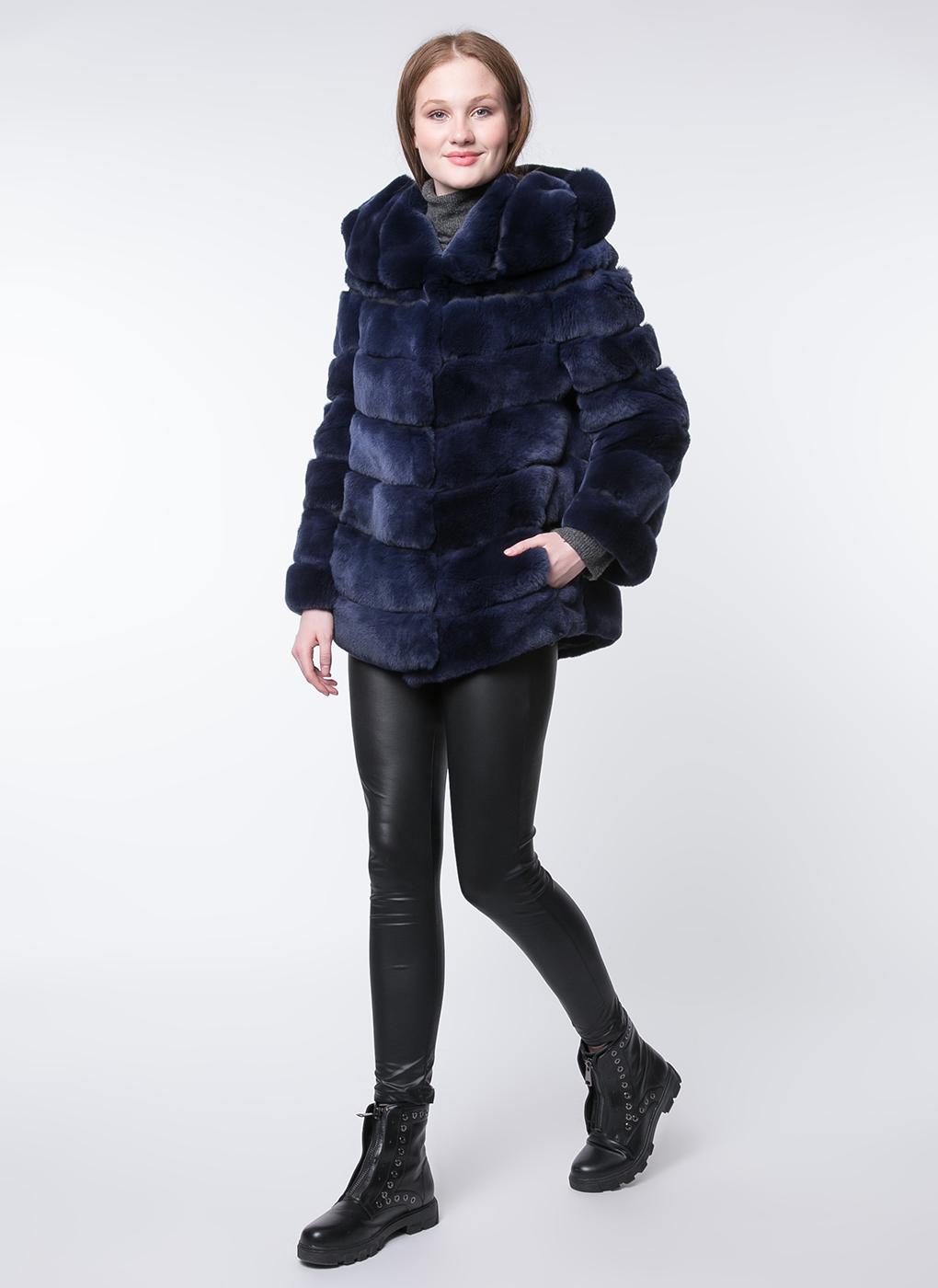 Куртка из кролика рекс Чилла 01, КАЛЯЕВ