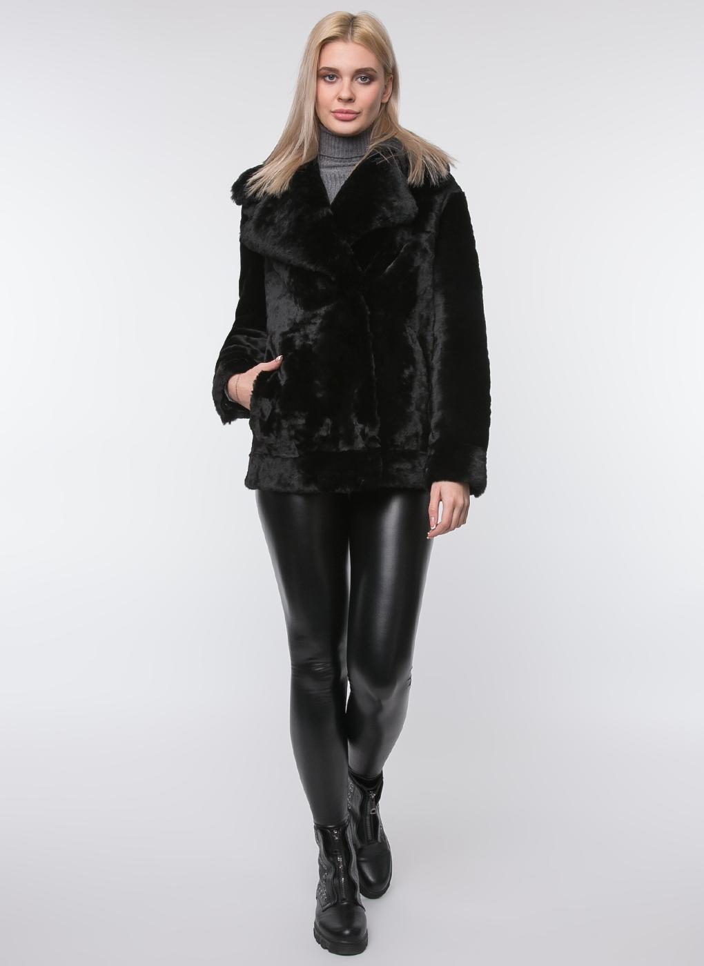 Куртка из овчины прямая 02, Aliance fur
