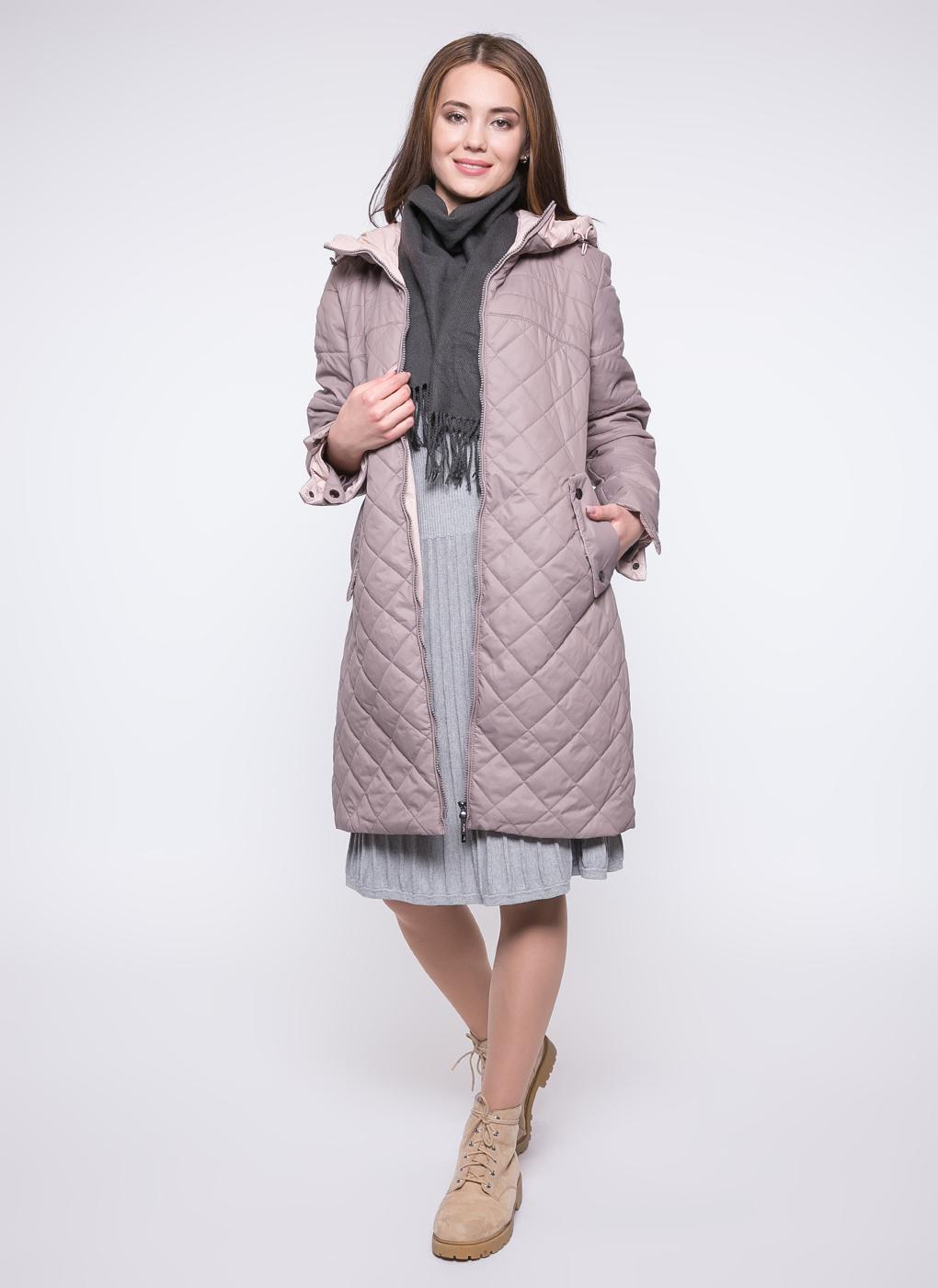Пальто прямое утепленное 18, DizzyWay фото
