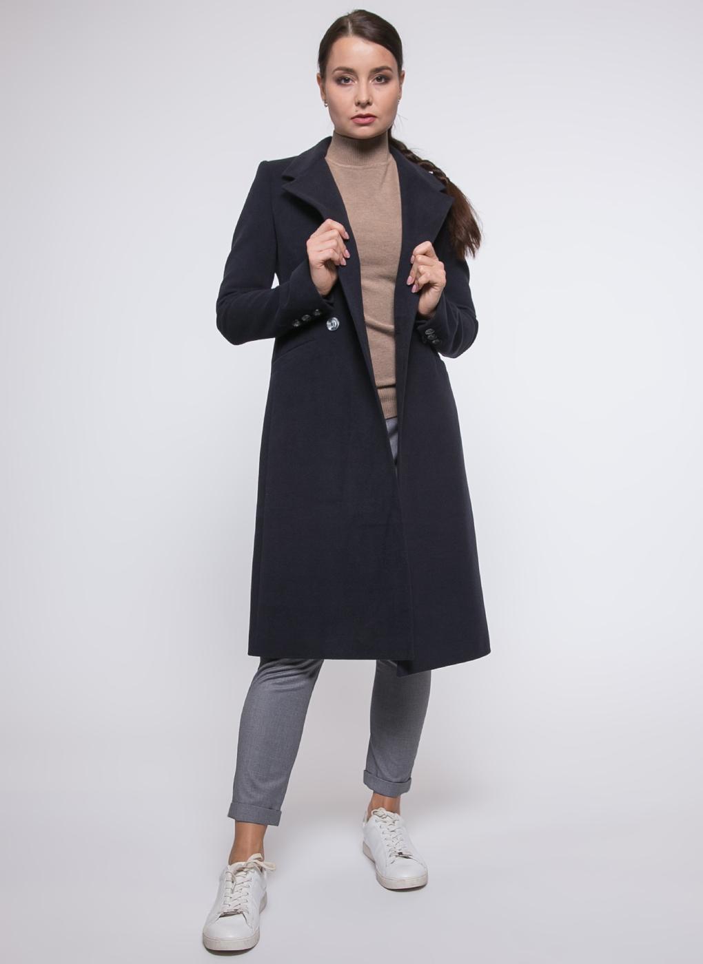Пальто приталенное полушерстяное 07, Crosario