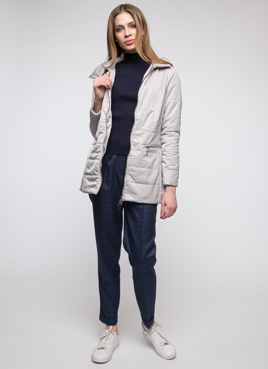 Куртка приталенная утепленная 13, DizzyWay фото