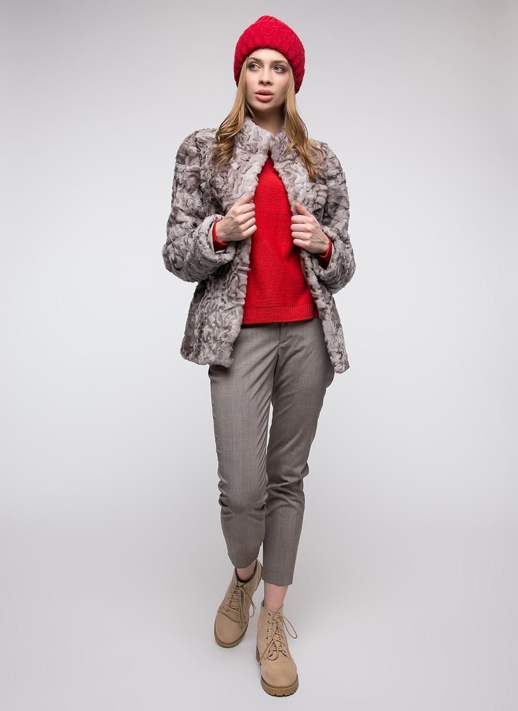 Куртка из овчины приталенная 01, Dzhanbekoff фото