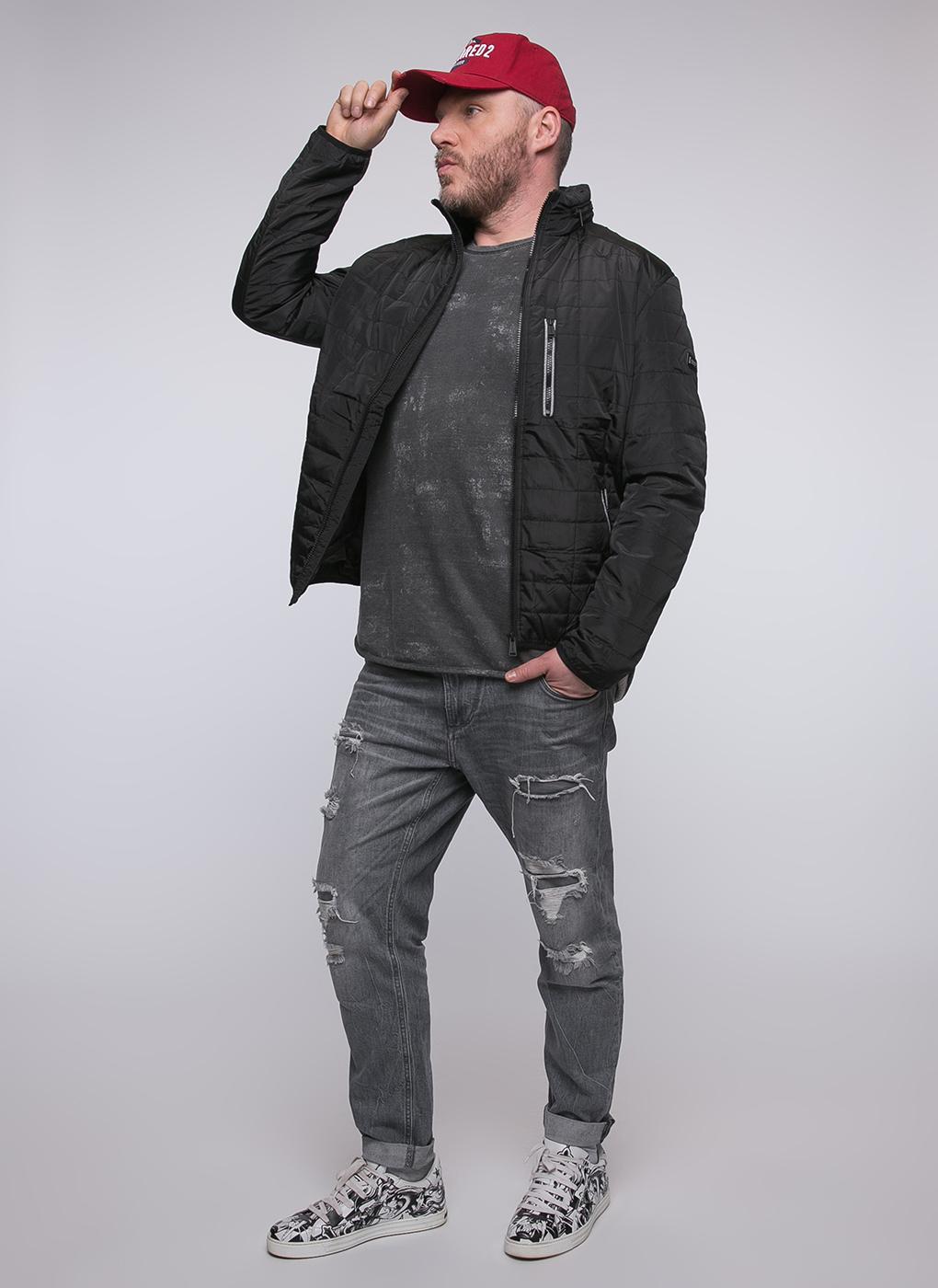 Куртка мужская утепленная 02, Hermzi фото