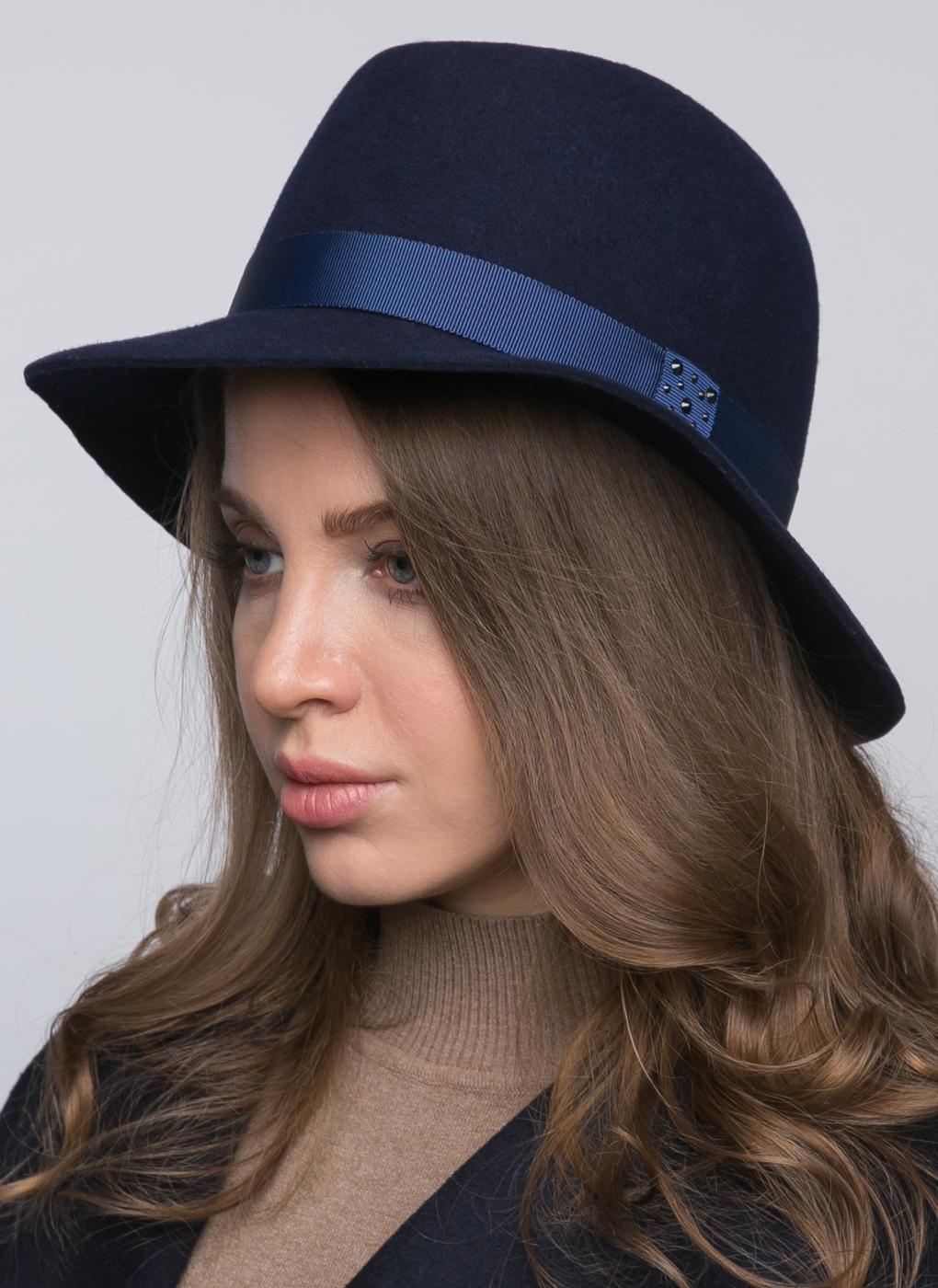 Шляпа из фетра 04 фото