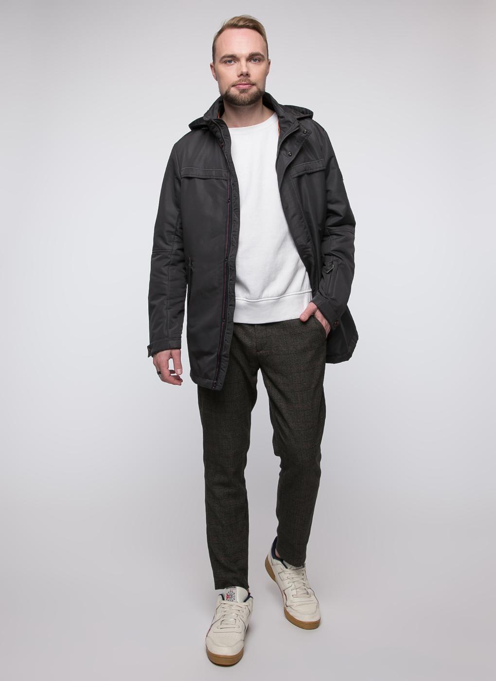 Пальто мужское утепленное 03, Snowimage фото