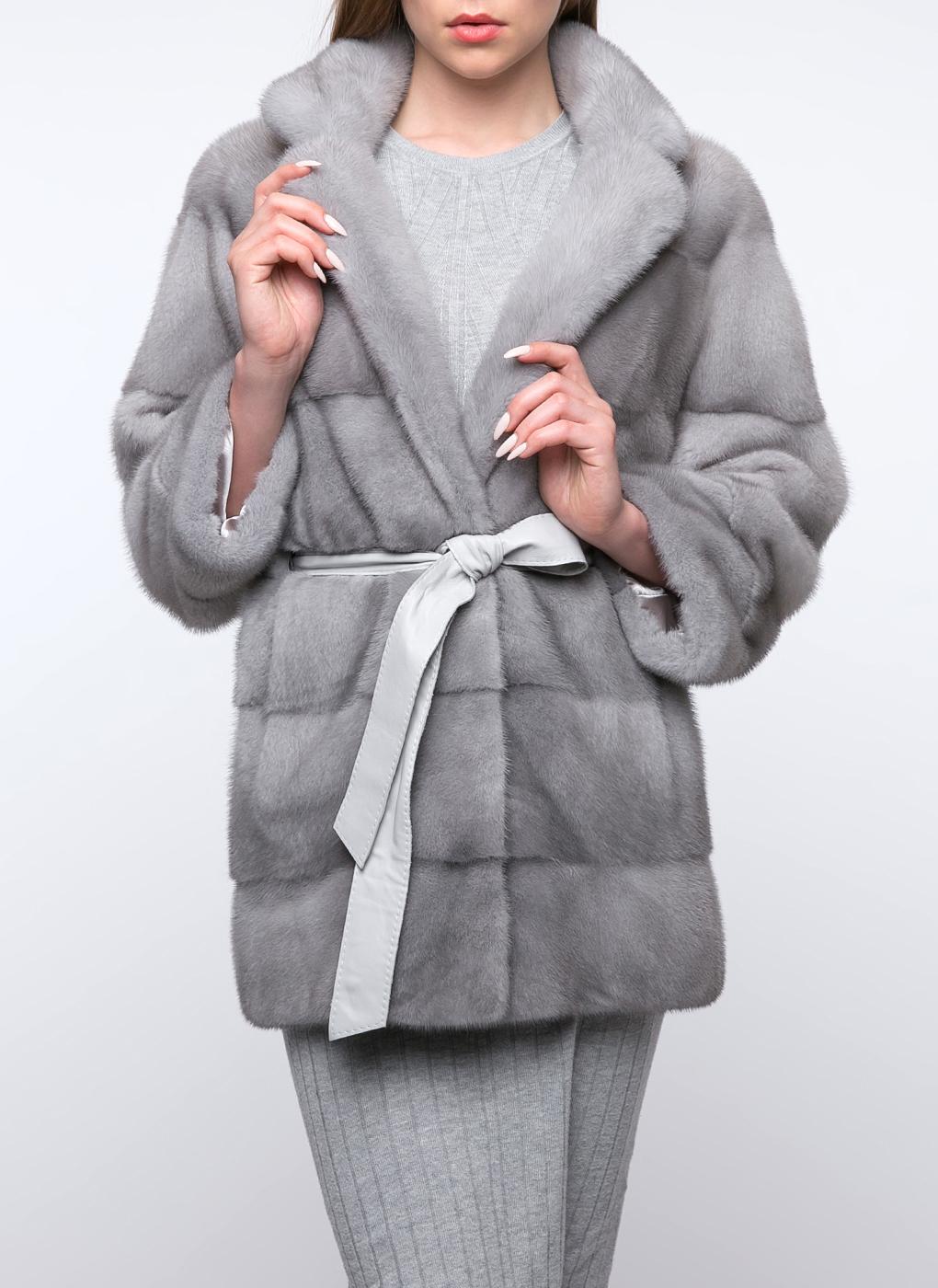 Норковая куртка Джульетта 01, Ogle Furs