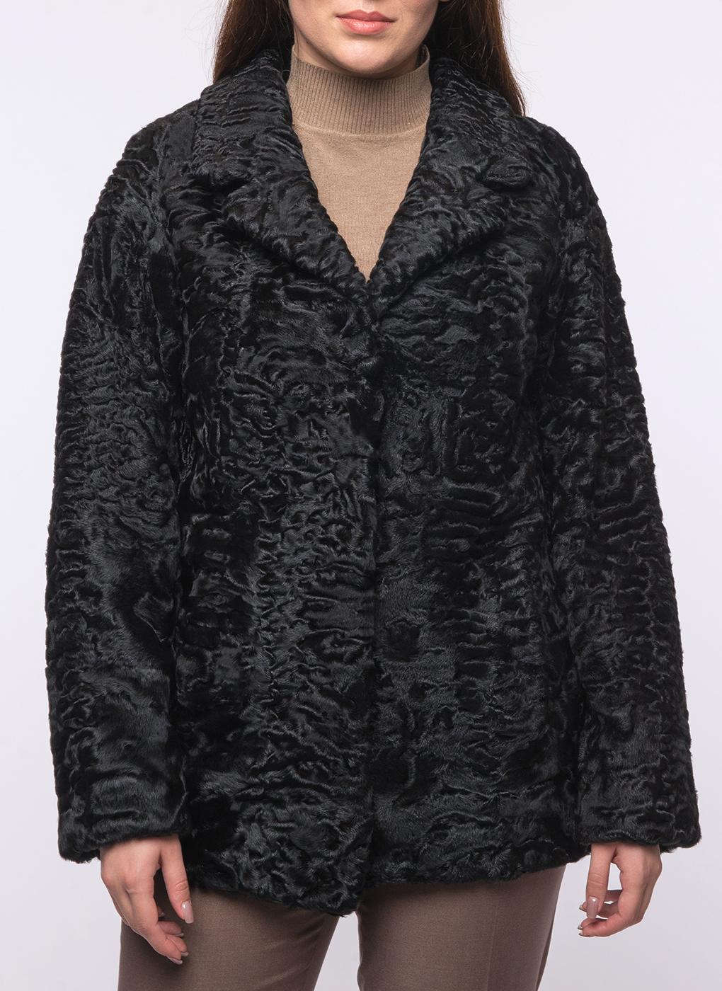 Куртка из каракуля Автоледи 03, Элина фото