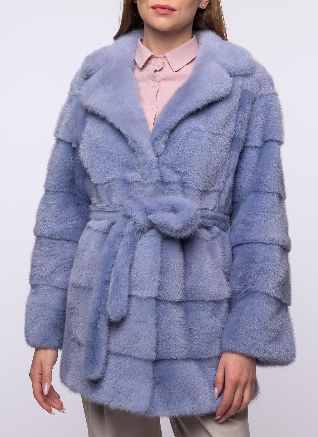 Норковая куртка Джули трансформер 01, КАЛЯЕВ фото