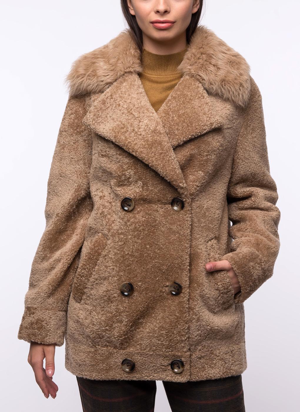 Куртка из овчины прямая 08, Aliance fur фото