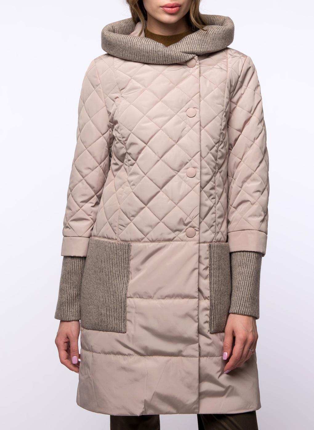 Пальто приталенное утепленное 20, DizzyWay фото