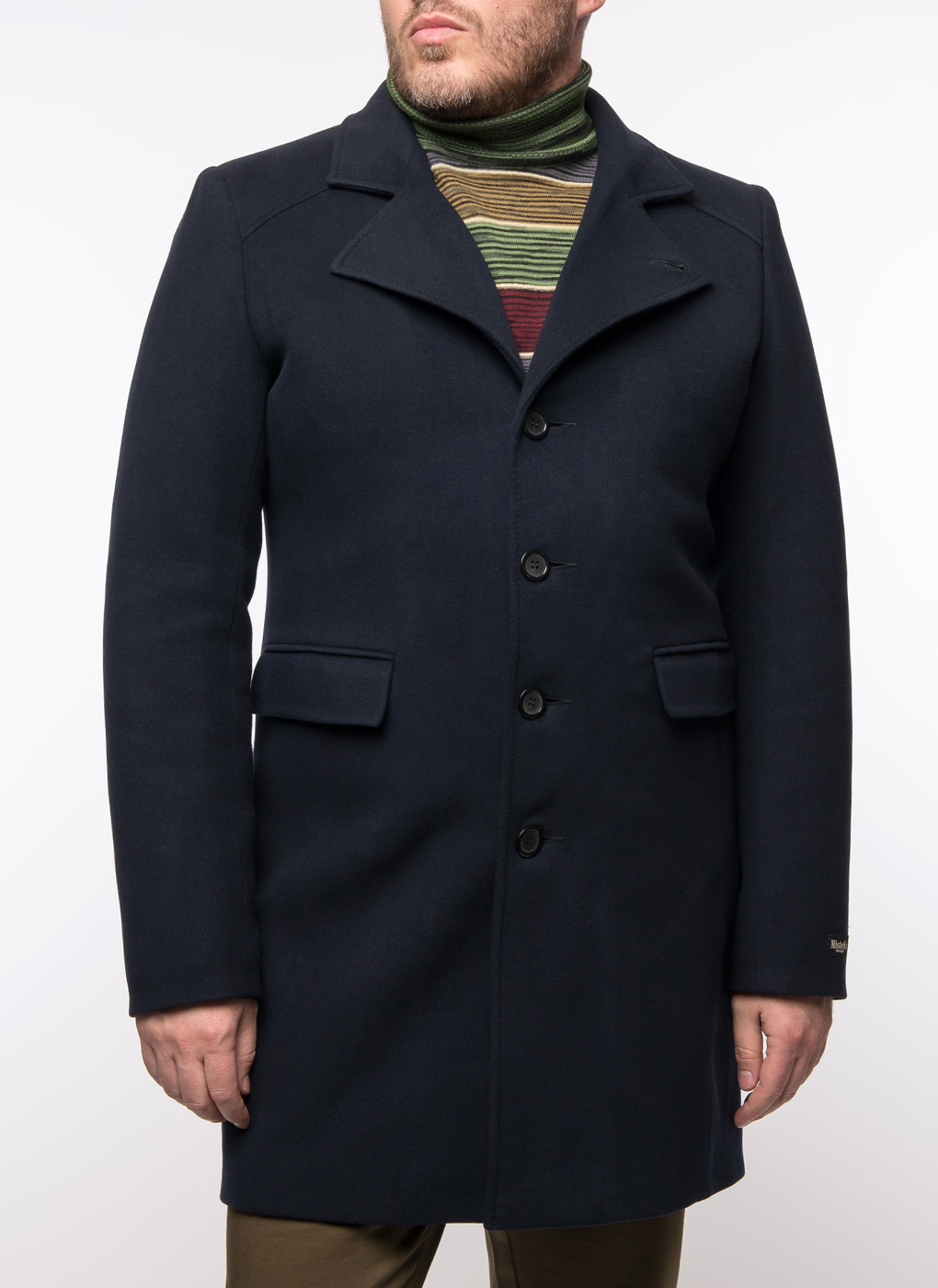 Пальто мужское 14, Misteks фото