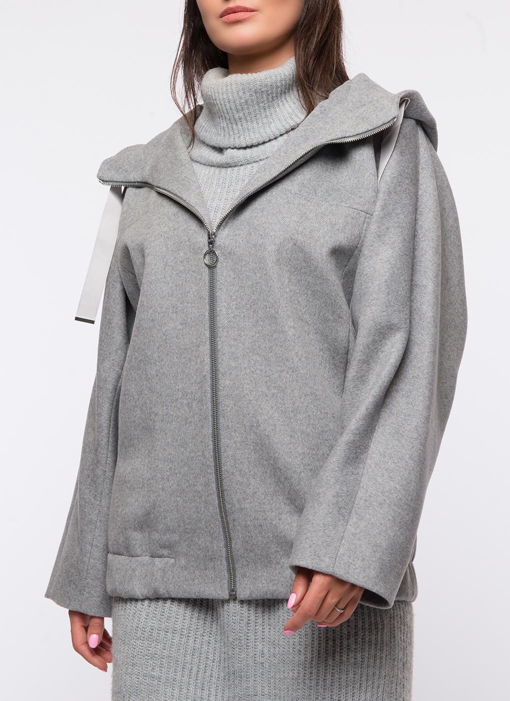Пальто укороченное полушерстяное 29, КАЛЯЕВ фото