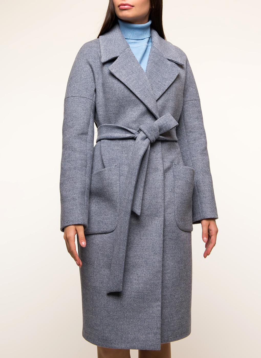 Пальто полушерстяное 08, Аллатекс фото