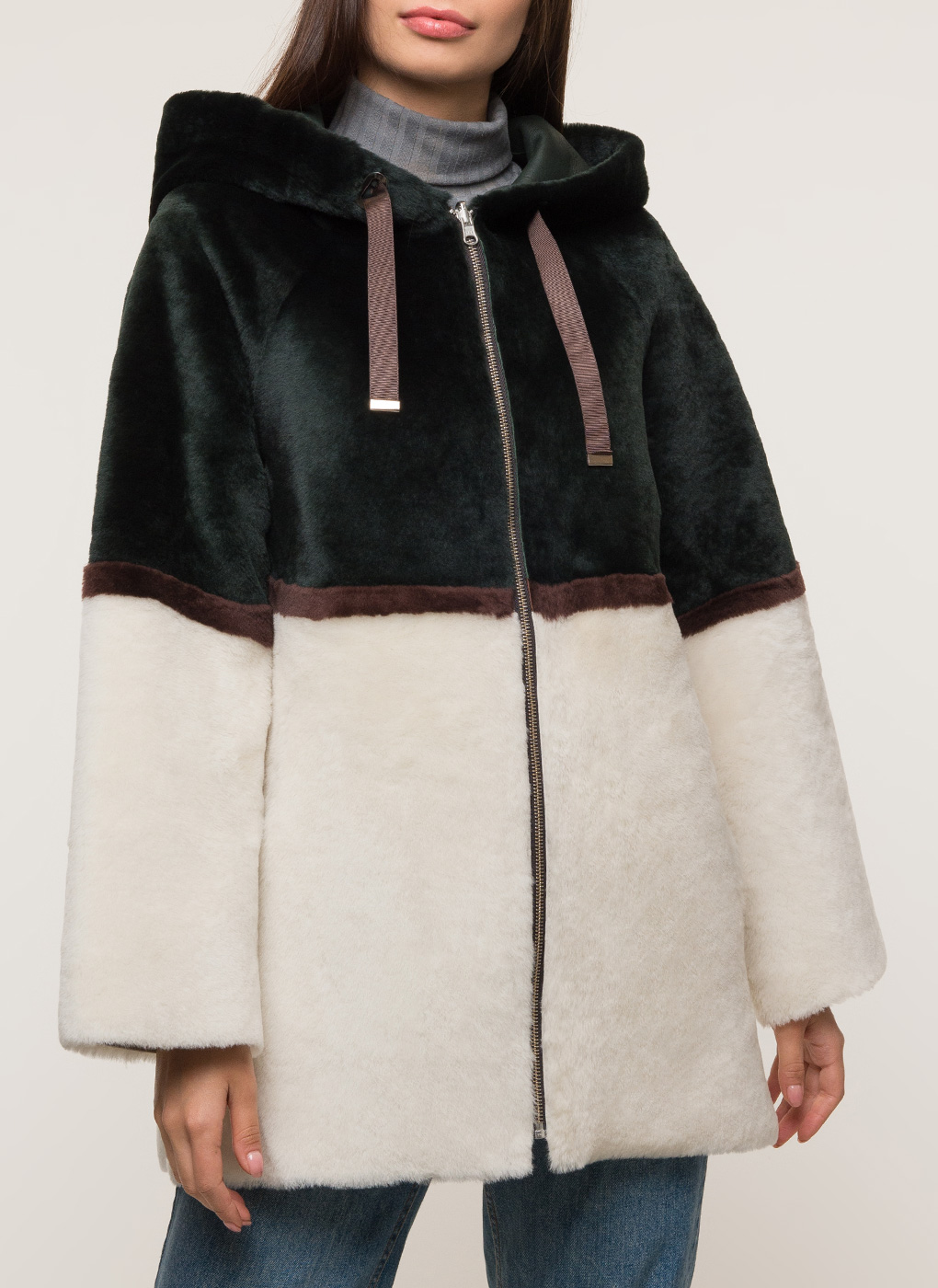 Куртка из овчины 02 двусторонняя, Perre фото