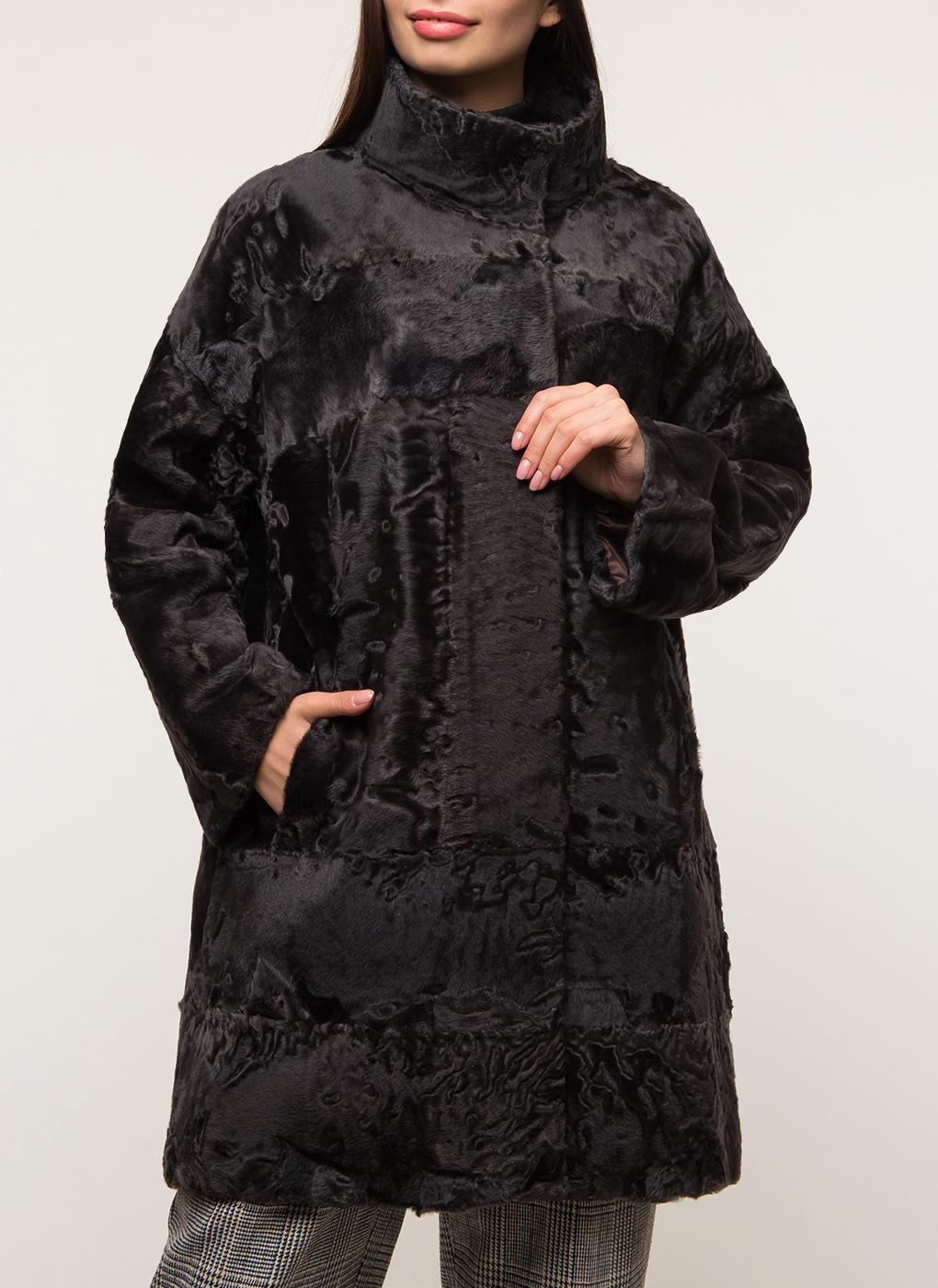 Шуба из каракуля Самина 01, Asian Furs фото