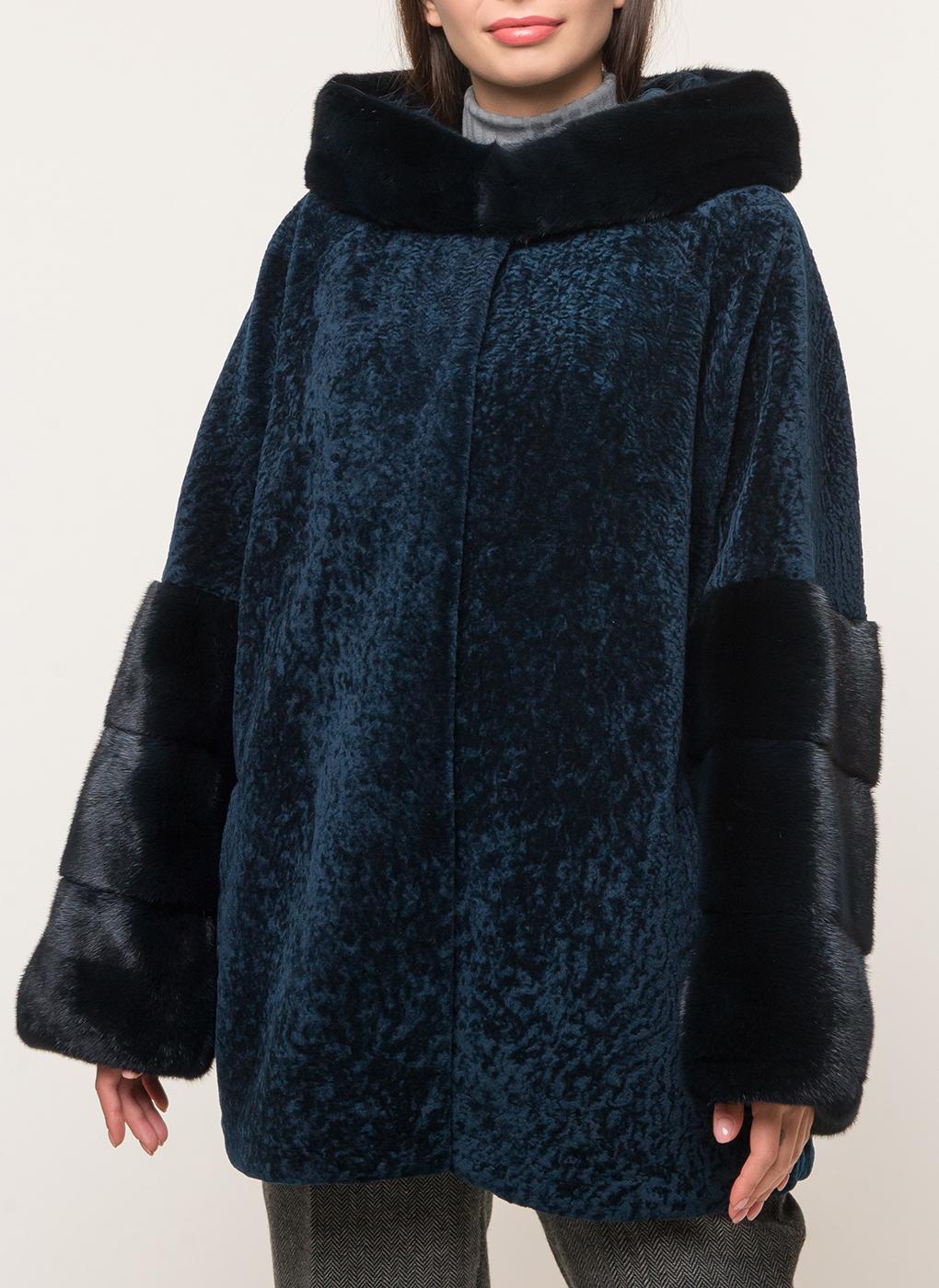 Куртка из овчины прямая 10, Aliance fur фото