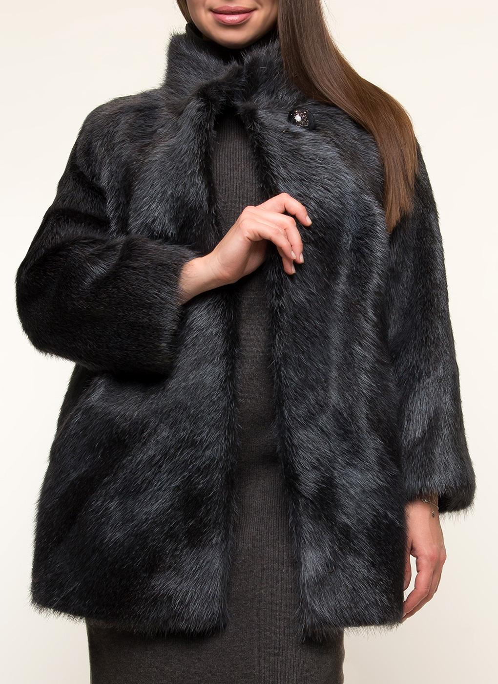 Куртка из нутрии Линесса 01, Дианель меховой дом