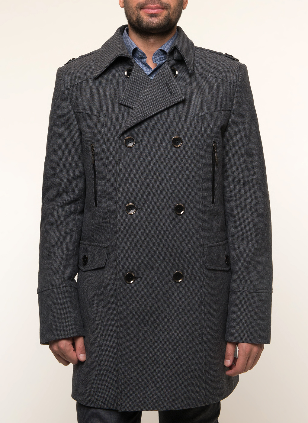 Пальто мужское 20, Sainy фото
