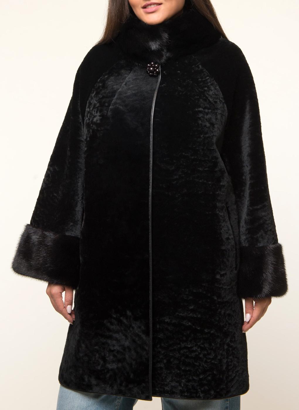 Пальто из овчины 04, Panafics furs фото