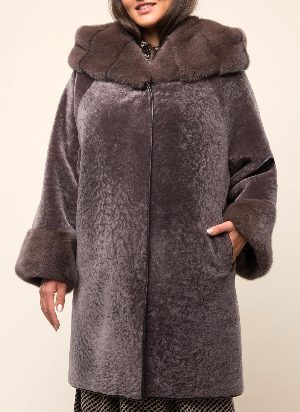 Пальто из овчины 05, Panafics furs фото