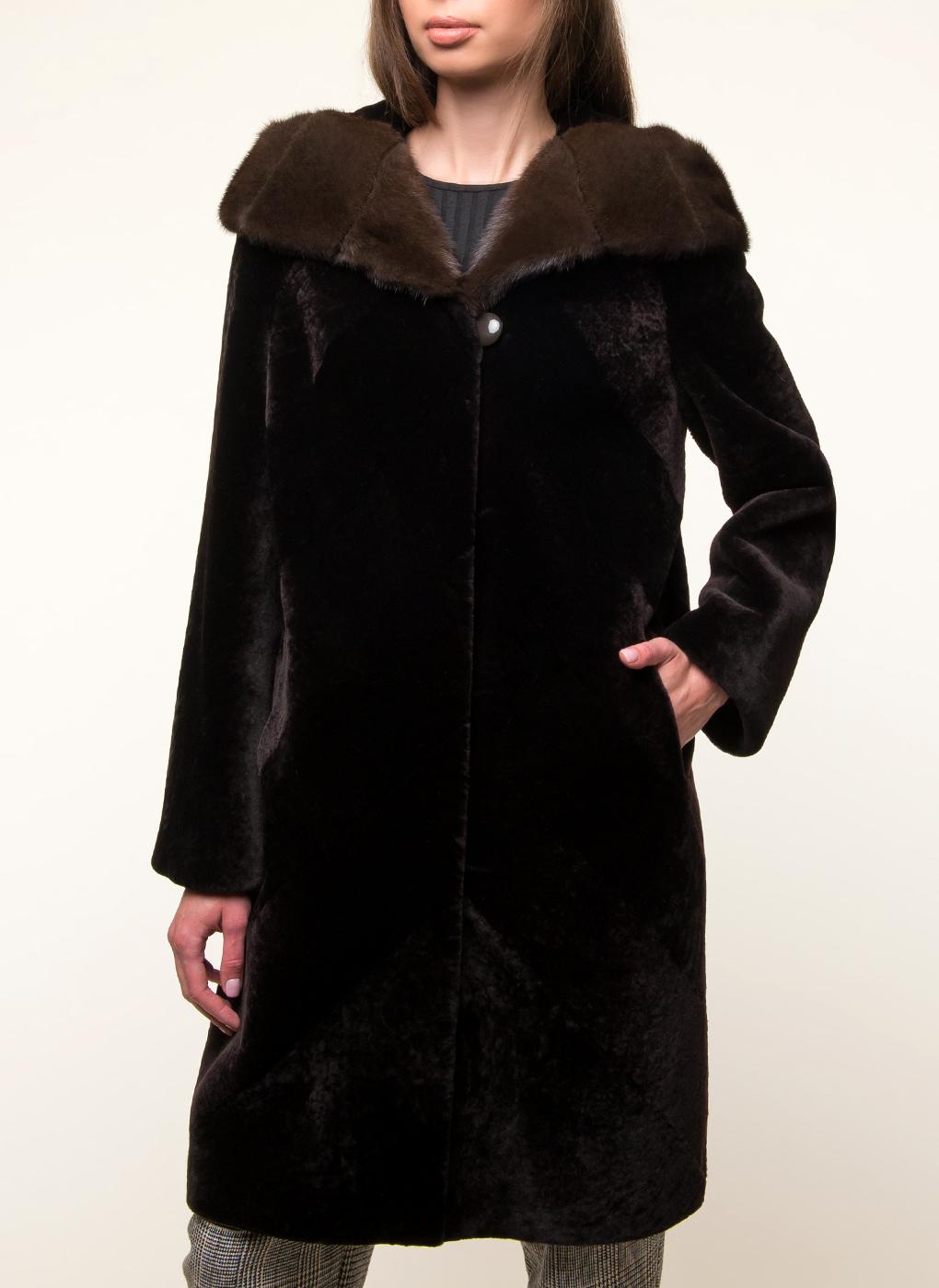 Пальто из овчины 19, Alfafur фото