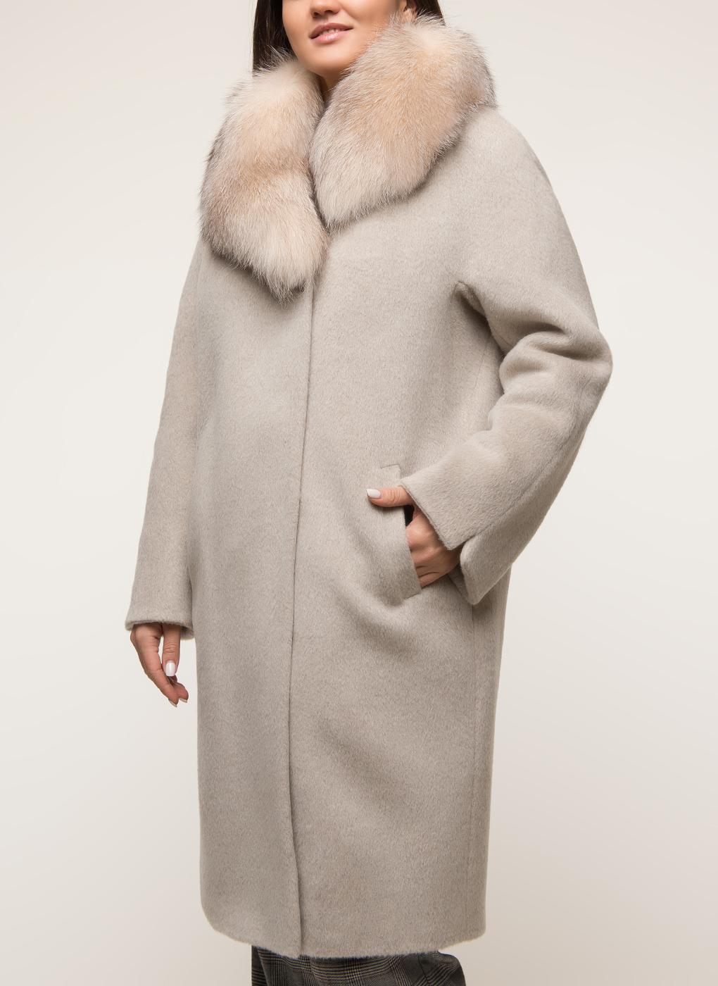 Пальто шерстяное 93, Bella Collection фото
