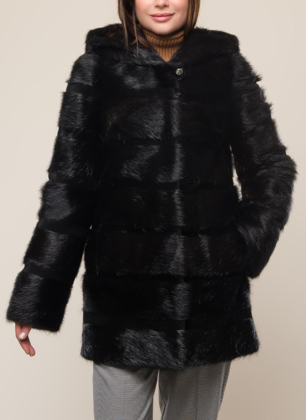 Куртка из нутрии Джульетта 1 01, Олимп