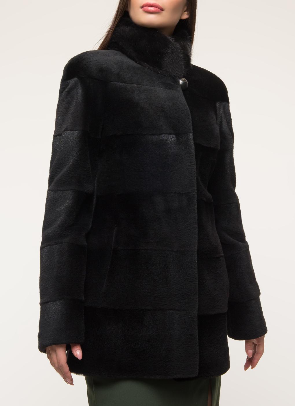 Куртка из нутрии Джульетта 01, Олимп