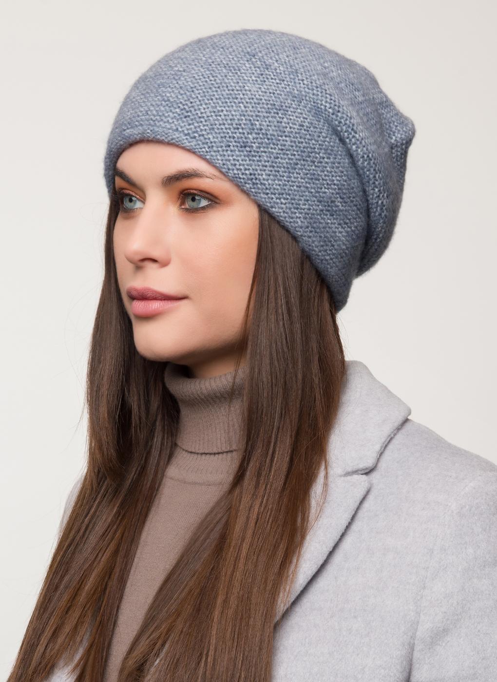 Вязаная шапка 30, Nell фото