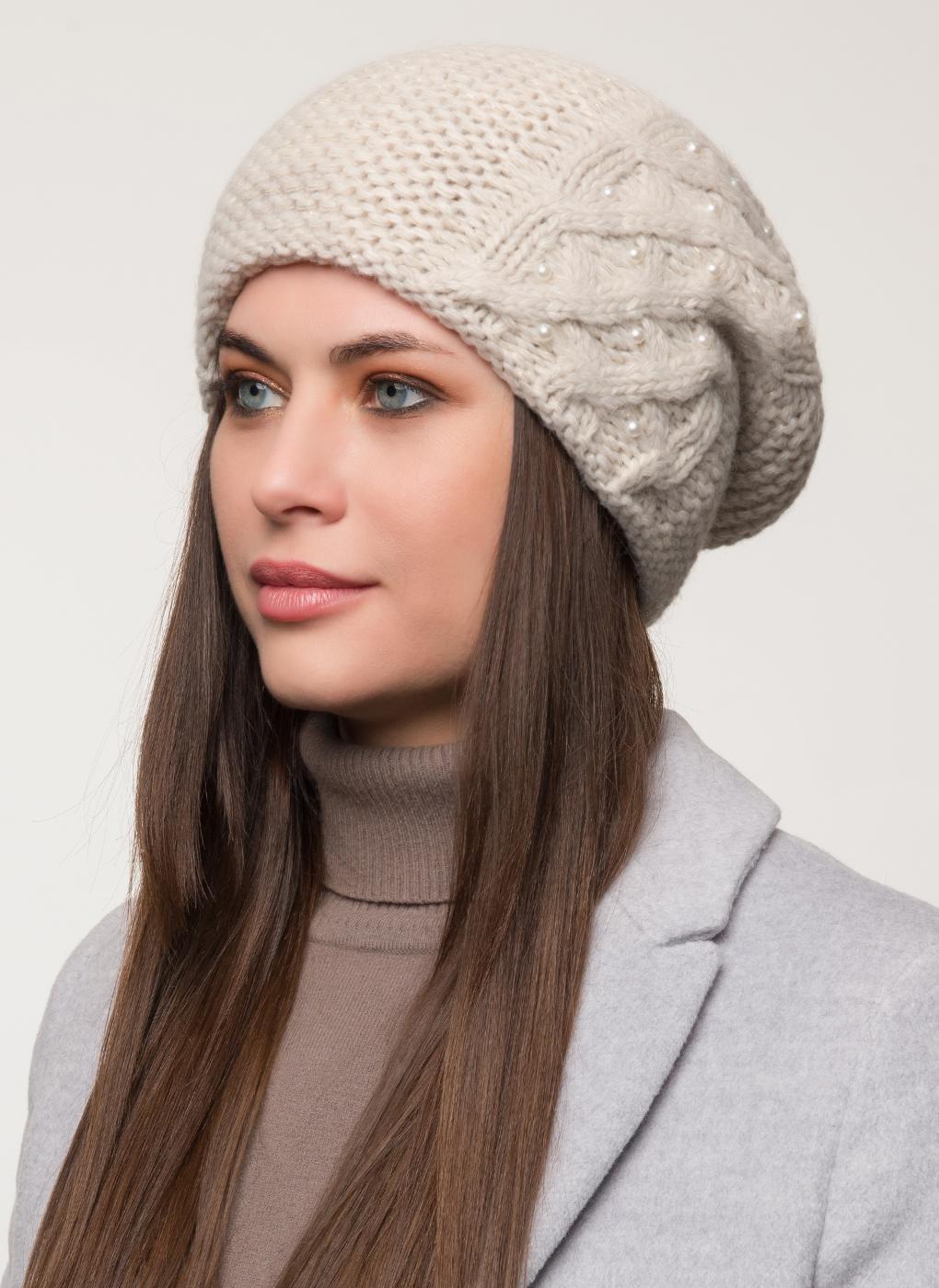 Вязаная шапка 19, Светлана фото