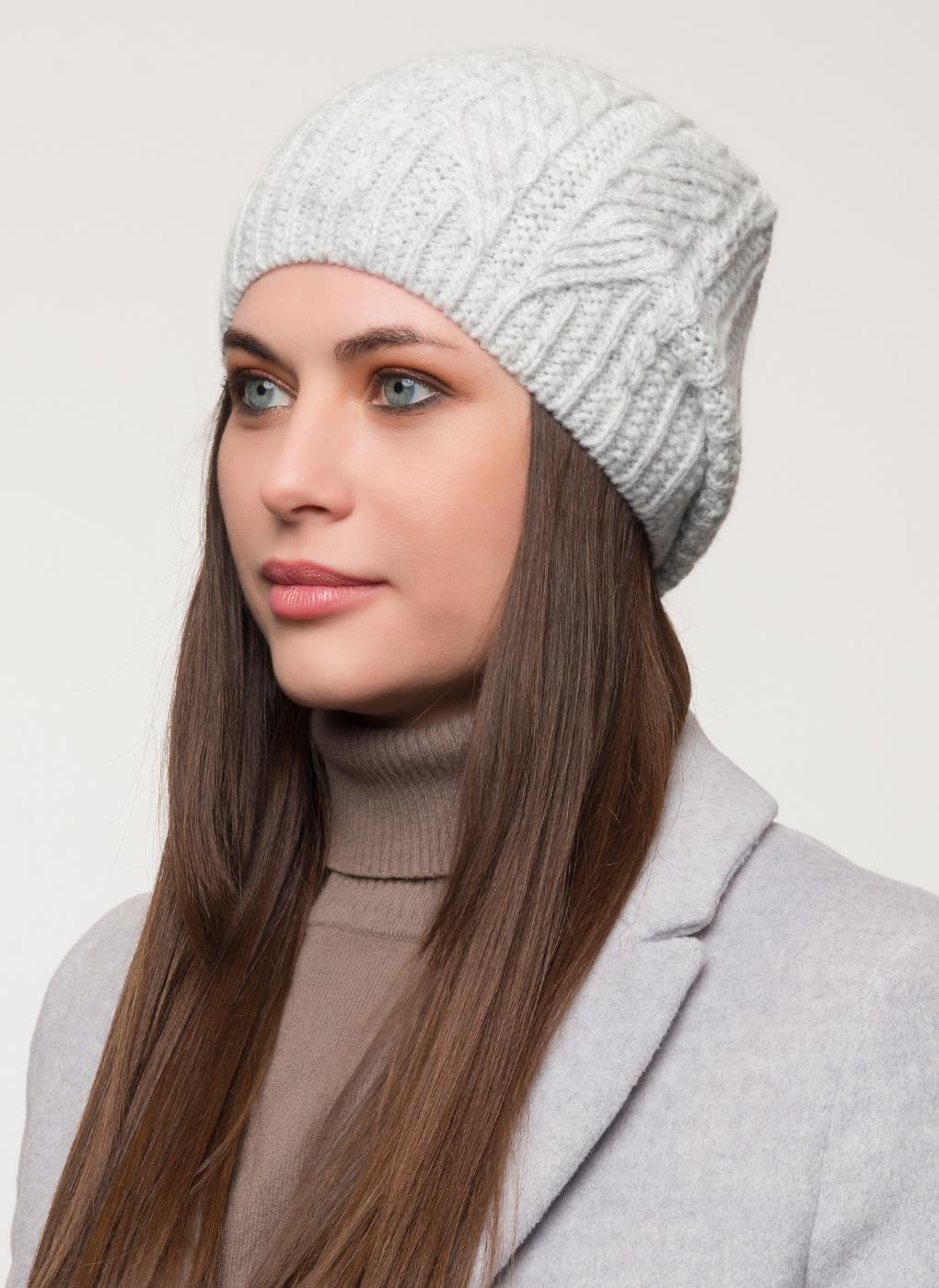 Вязаная шапка 20, Светлана фото