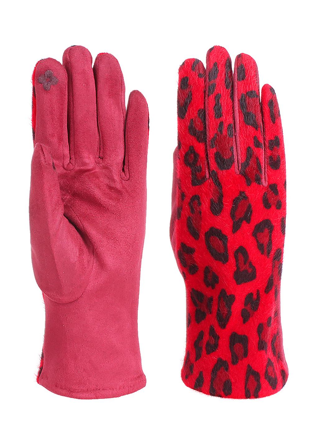 Перчатки женские из трикотажа 59, Lorentino фото