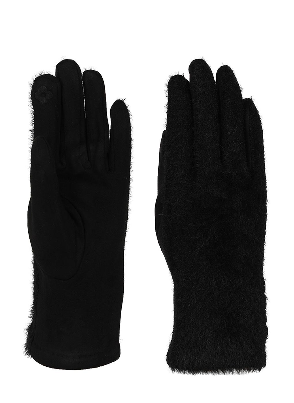 Перчатки женские из трикотажа 61, Lorentino фото