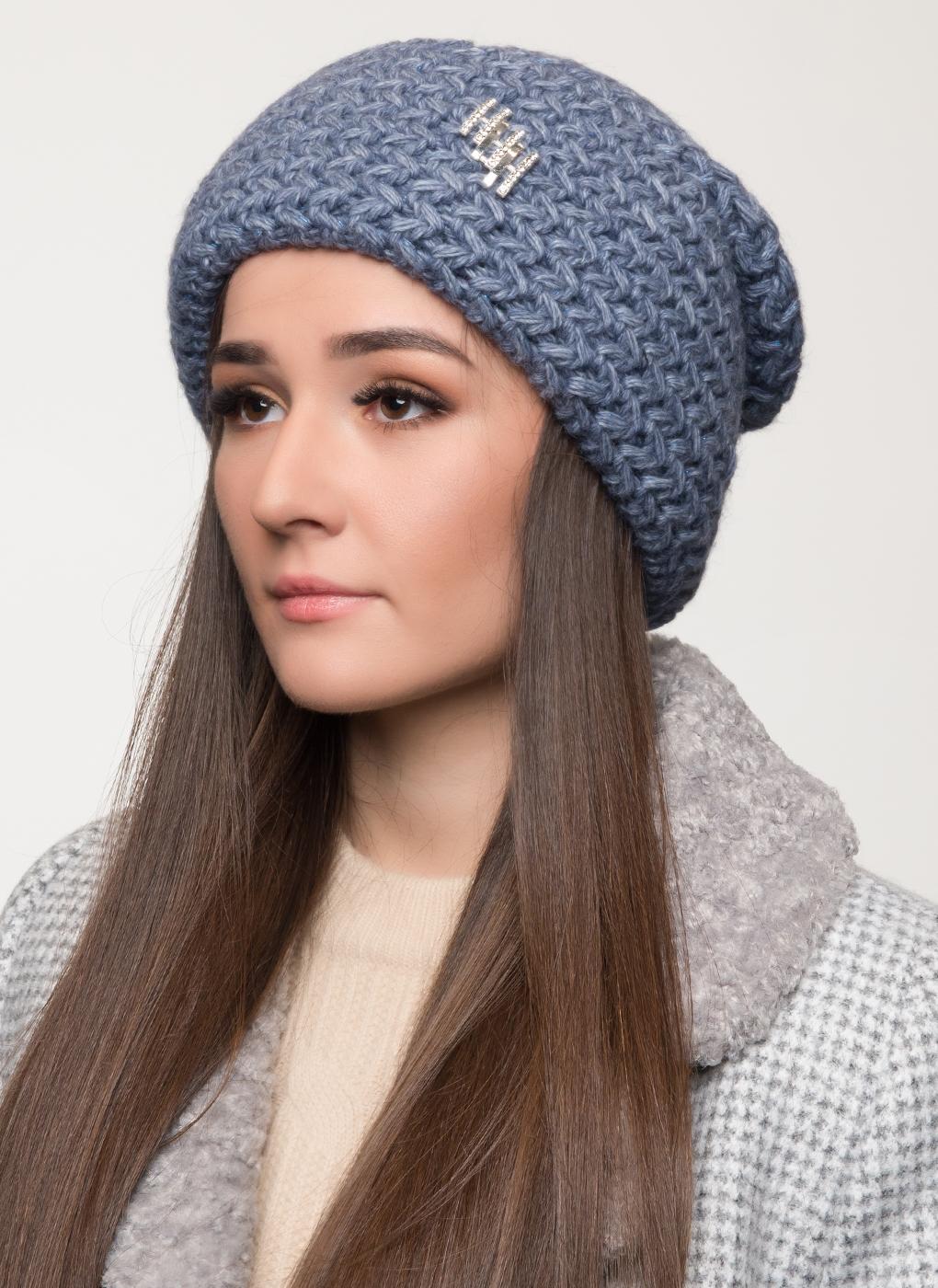Вязаная шапка 18, Светлана фото