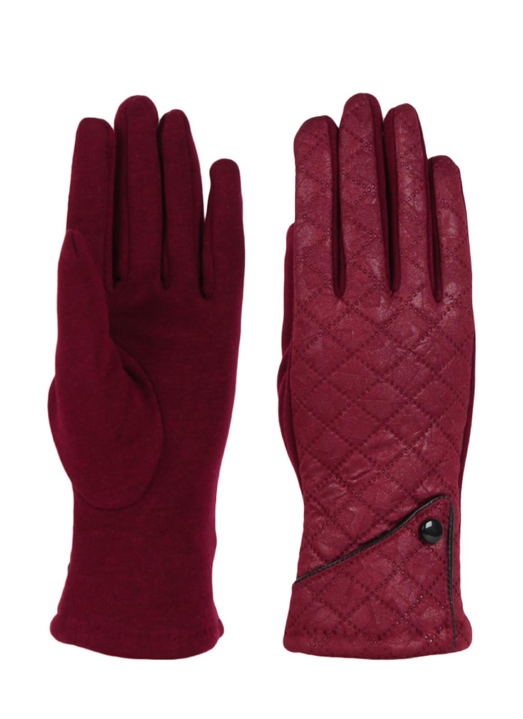 Перчатки женские из трикотажа 48, Lorentino фото