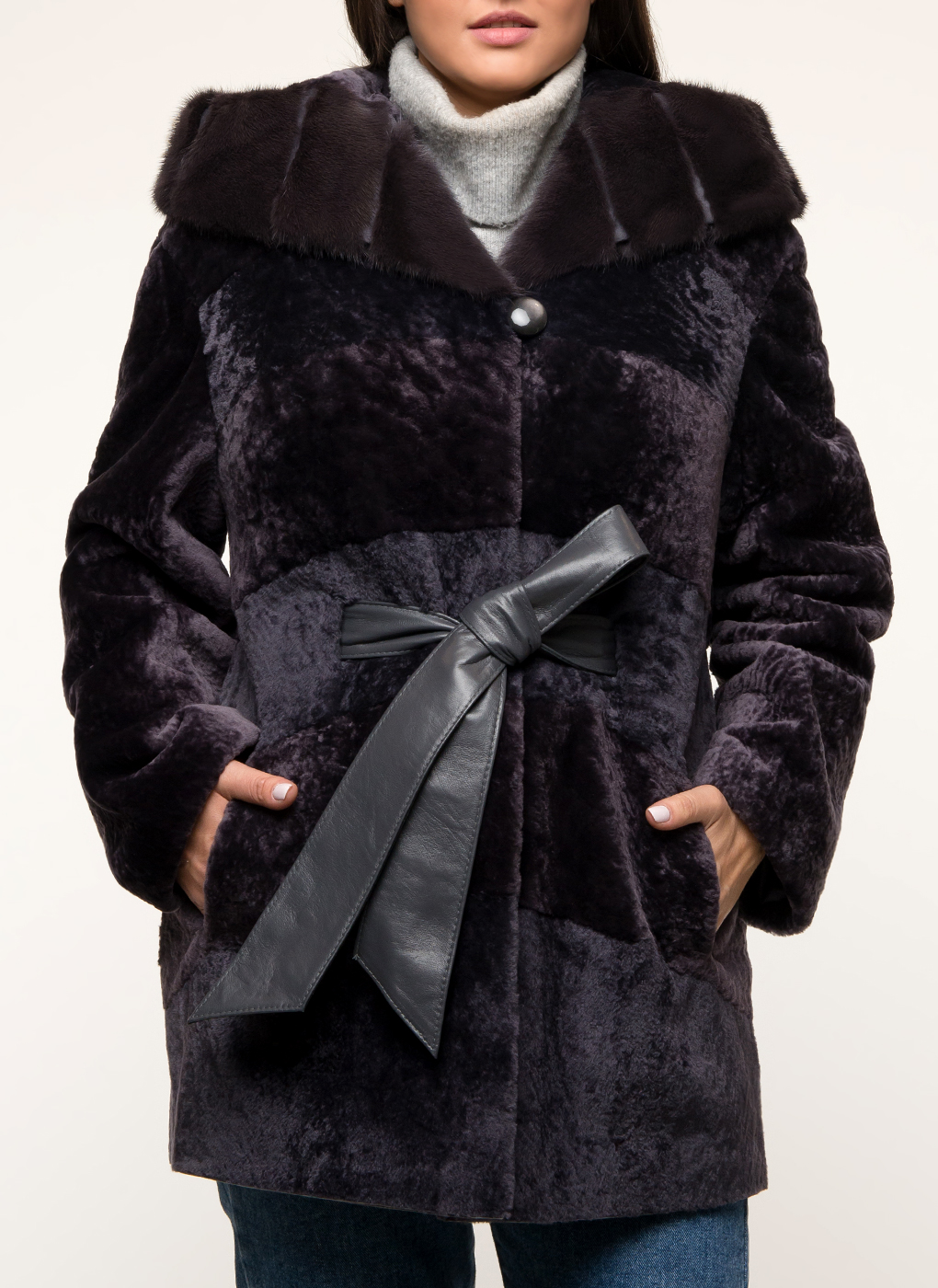 Куртка из овчины 06, Alfafur фото