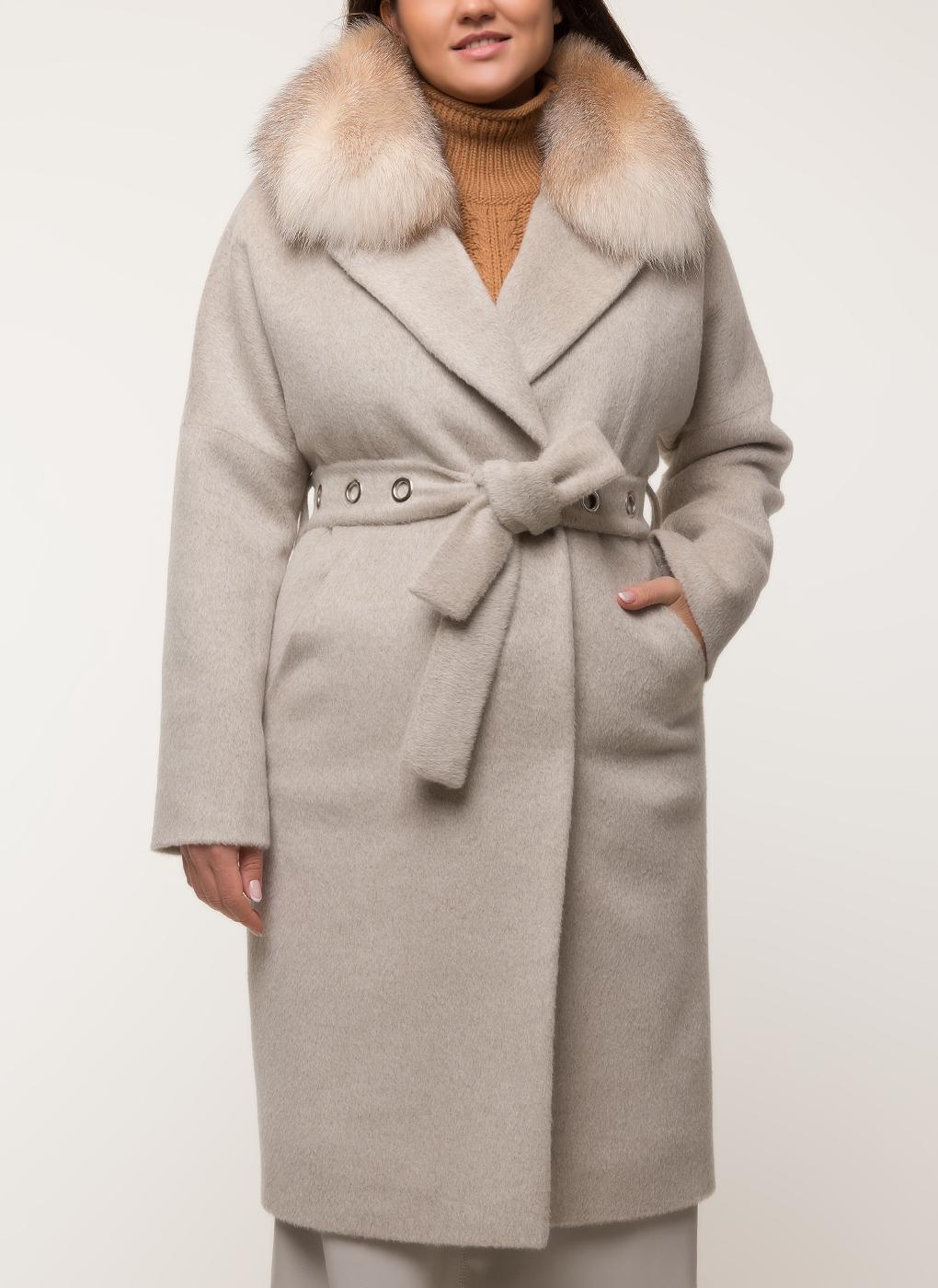 Пальто шерстяное 92, Bella collection фото