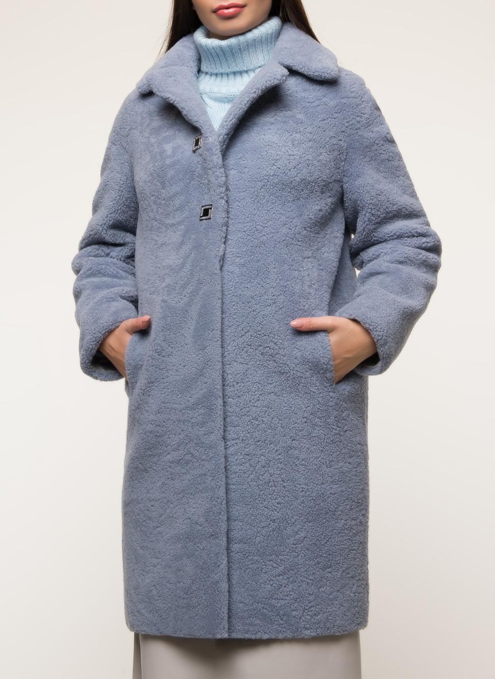 Пальто из овчины 01, Roberto rafio фото