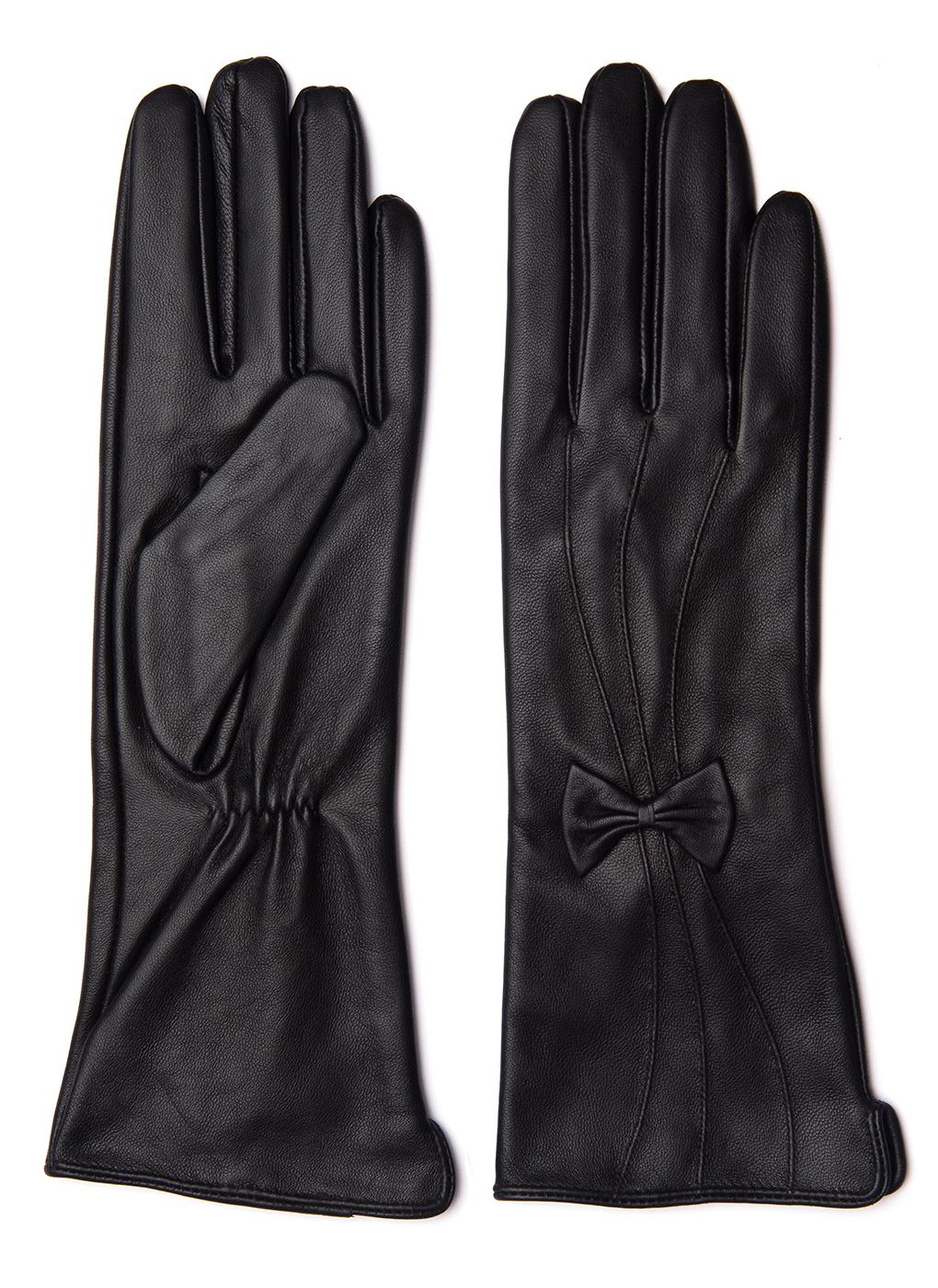 Перчатки кожаные женские 20, Hannelore фото